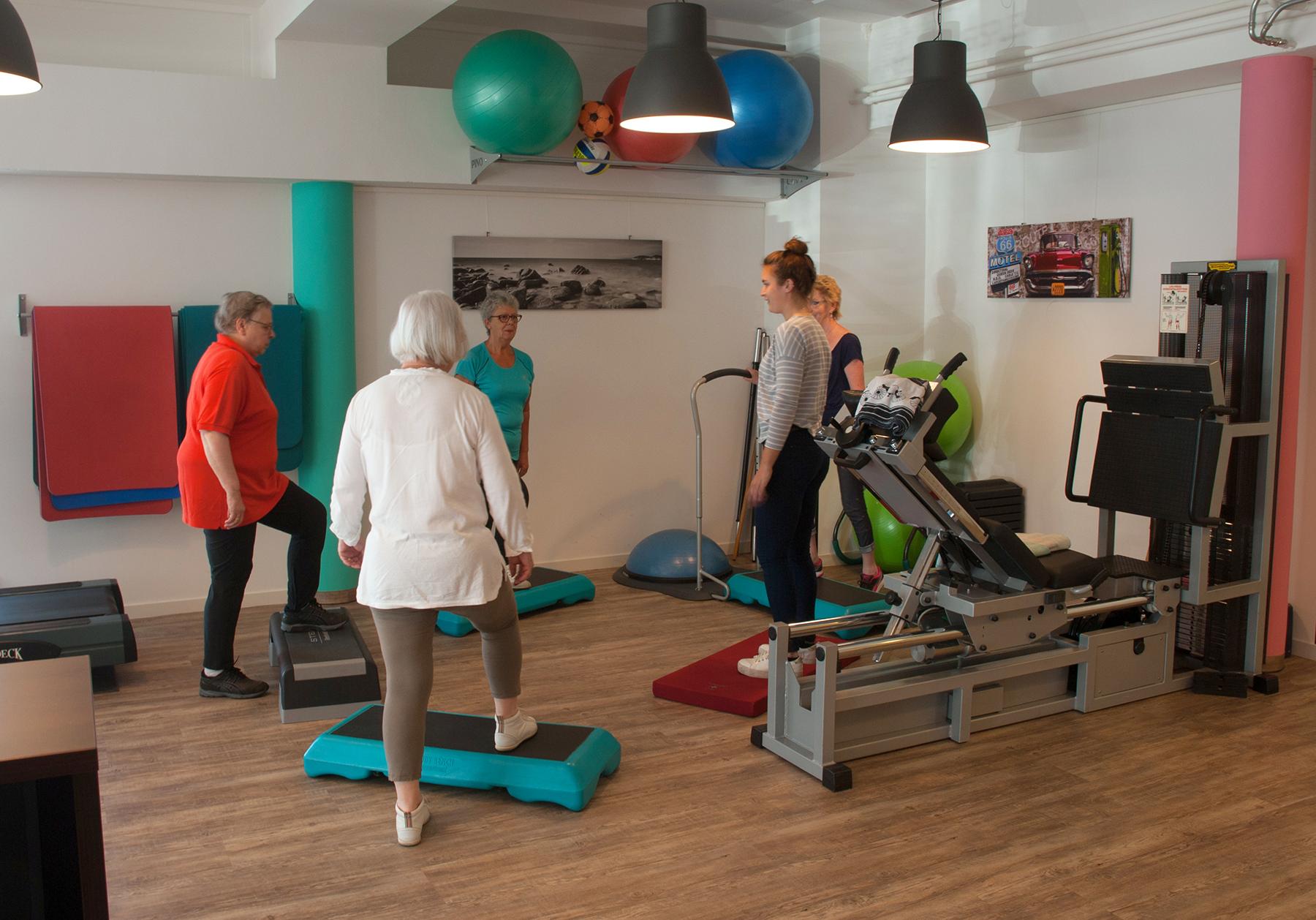 fysiotherapie-stadhoudersplein-wassenaar-training